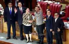 Ketukan Palu Mbak Puan Kukuhkan Idham Azis jadi Pengganti Tito Karnavian - JPNN.com