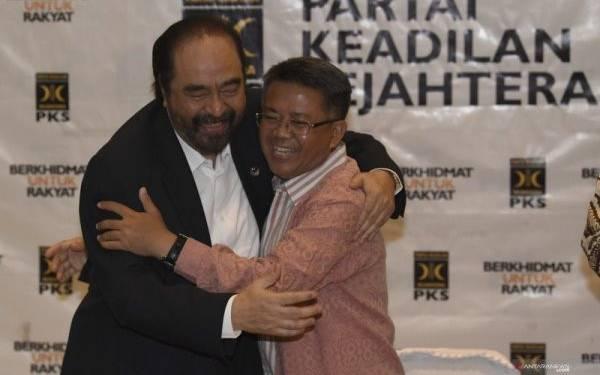Nasdem: Kami dengan Pak Jokowi Sudah Biasa Bercanda - JPNN.com