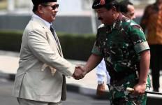 Menhan Prabowo Bangga, Rencana TNI On The Right Track - JPNN.com