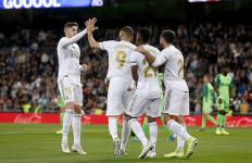 Hajar Leganes dengan Lima Gol, Real Madrid Pepet Barcelona - JPNN.com