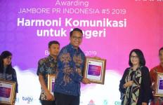 Pupuk Indonesia Sabet Penghargaan Most Popular Leader in Social Media 2019 - JPNN.com