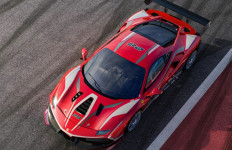 Ferrari Rilis 488 Challenge Versi Hardcore - JPNN.com