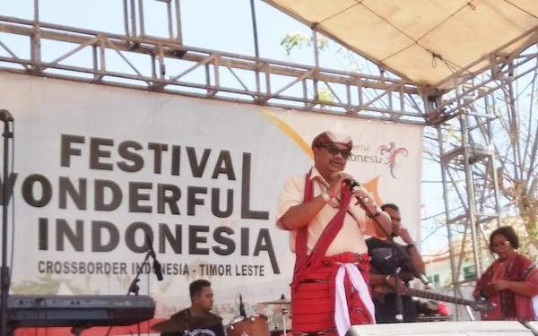 Festival Wonderful Indonesia Crossborder Mendorong Kreativitas Meningkatkan Perekonomian - JPNN.com