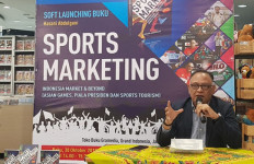 Erick Thohir Apresiasi Buku Sport Marketing Karya Hasani Abdulgani - JPNN.com