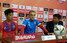 Perseru BLFC vs Arema FC: Melanjutkan Tren Positif - JPNN.com