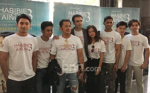'Habibie & Ainun 3' Bakal Ungkap Masa Muda Ainun - JPNN.com