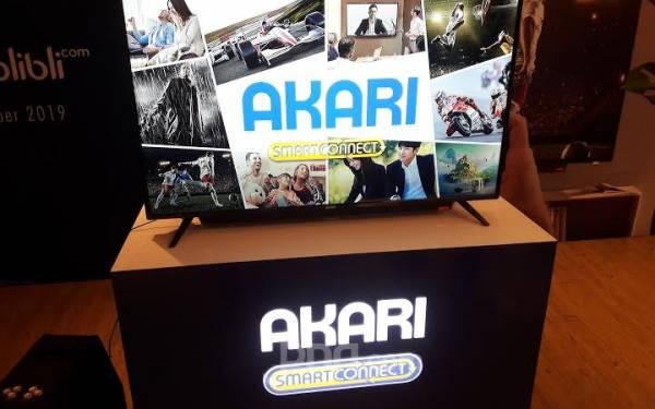 Gandeng Blibli.com, Akari Luncurkan TV dengan Teknologi Smart Connect - JPNN.com