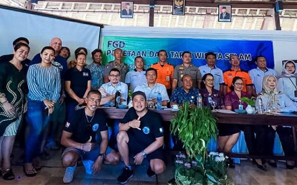 Kemenparekraf Dorong Pemangku Kepentingan Satu Visi dalam Pengembangan Wisata Selam - JPNN.com