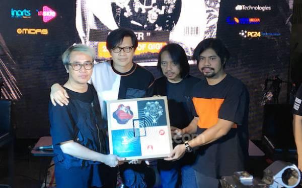 GIGI Membuat Box Set Edisi Khusus, Fan Wajib Punya! - JPNN.com