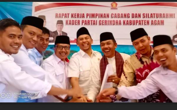 Partai Gerindra Siapkan Empat Kader, Siap Bertarung di Agam - JPNN.com
