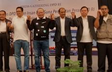 La Nyalla Ajak Senator Angkat Persoalan Daerah ke Nasional - JPNN.com