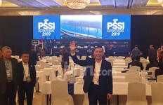 Iwan Bule Terpilih jadi Ketua Umum PSSI - JPNN.com