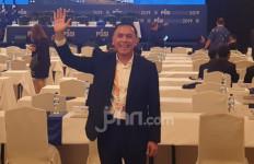 Iwan Bule Ketum PSSI, Presiden FIFA Optimistis Sepak Bola Indonesia Akan Bangkit - JPNN.com