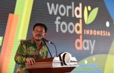 Akselerasi Kedaulatan Pangan, Mentan Syahrul Lawan Alih Fungsi Lahan - JPNN.com