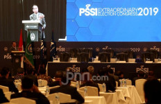Iwan Bule Ketum PSSI, Cucu Sumantri dan Iwan Budianto jadi Waketum - JPNN.com