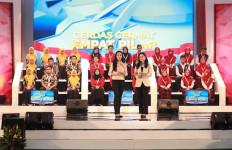 SMAN 1 Brebes Raih Juara 3 Nasional LCC Empat Pilar MPR 2019 - JPNN.com