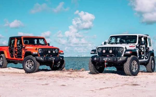 Jeep Kenalkan Varian Khusus Wrangler dan Gladiator, Hanya 350 Unit - JPNN.com