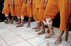 Dor, Dor, Dor, Timah Panas Menembus Kaki Enam Rampok Asal Lampung - JPNN.com