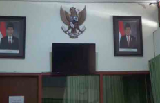 Gambar Jusuf Kalla Masih Terpasang, Mana Foto Wapres Ma'ruf Amin? - JPNN.com