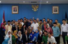 Nadiem Makarim Bertemu 22 Organisasi Guru, IGI Sampaikan 10 Poin Masukan - JPNN.com