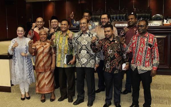 Pansus Papua Beranggotakan 15 Anggota Segera Bekerja - JPNN.com