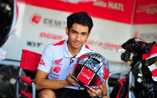 Sah! Pembalap Bulukumba Andi Gilang akan Panaskan GP Moto2 Semusim Penuh - JPNN.com