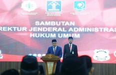 Lantik 56 PPNS Baru, Ditjen AHU Usul Pembentukan Jabatan Fungsional - JPNN.com