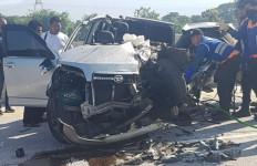 Mobil Rombongan Polisi Kecelakaan, Satu Orang Meninggal, Dua Kritis - JPNN.com