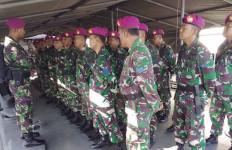 Tiba di Dermaga Tarebung, Satuan Amfibi TNI AL Langsung Bergerak - JPNN.com