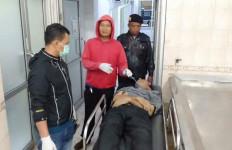 Warga Jakarta Ditemukan Tewas Tergantung di Halte Bus Binjai Timur - JPNN.com