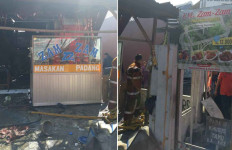 Tabung Gas Elpiji Meledak, Satu Orang Terluka - JPNN.com