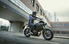 Yamaha Tracer 700 Baru, Makin Asik Diajak Touring - JPNN.com