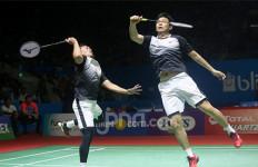 Fuzhou China Open 2019: Daddies Menang, FajRi Tumbang - JPNN.com