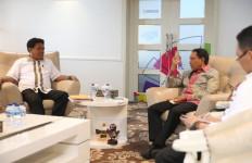 Menpora Terima Audiensi Bupati Kepulauan Sangihe - JPNN.com