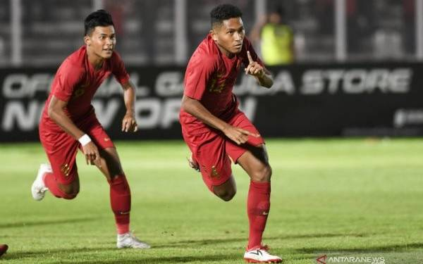 Timnas U-19 Indonesia vs Timor Leste: Kata Fajar Fathur Usai Cetak 2 Gol - JPNN.com