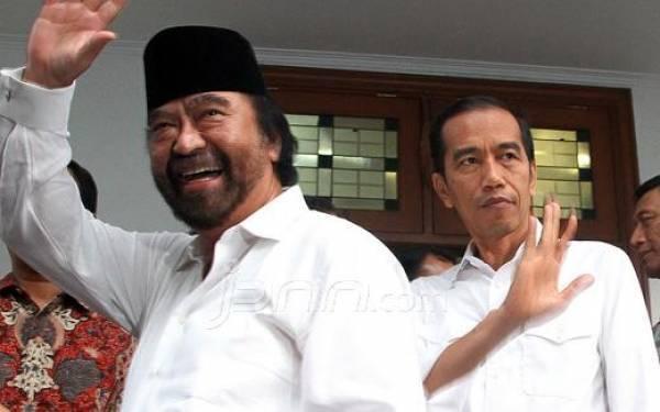 NasDem Beri Panggung untuk Anies, Surya Paloh Anggap Jokowi Masa Lalu? - JPNN.com