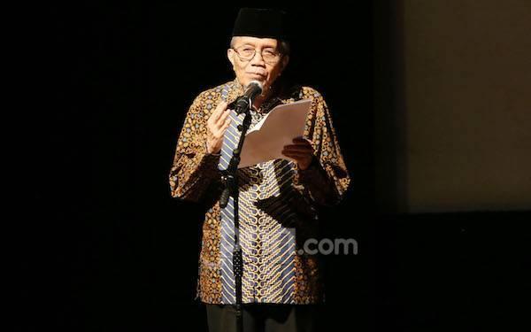Pujian Taufiq Ismail untuk Pementasan Panembahan Reso Karya WS Rendra - JPNN.com