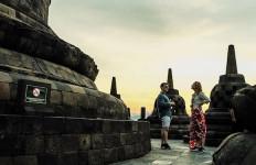 Imbas Corona, Candi Borobudur, Prambanan dan Ratu Boko Sepi Wisman - JPNN.com