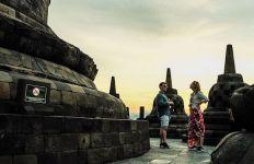 Virus Corona buat Jumlah Wisatawan Asing ke Borobudur Menurun - JPNN.com