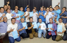 Anis Matta Jabat Ketum Partai Gelora Indonesia, Fahri Hamzah Jadi Waketum - JPNN.com