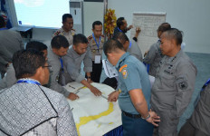 Skenario Penanganan Kapal Ikan Asing Membawa Narkoba di Laut Natuna Utara - JPNN.com