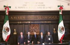 La Nyalla Pimpin Sidang Para Ketua Parlemen MIKTA di Meksiko - JPNN.com