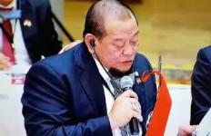 Ketua DPD RI Ajak Negara Anggota MIKTA Jalin Kerja Sama Ekonomi dengan 34 Provinsi di Indonesia - JPNN.com