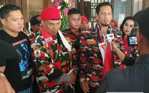Adek Erfil Manurung Terpilih menjadi Ketum Laskar Merah Putih 2019-2024 - JPNN.com