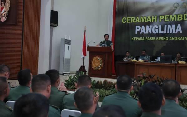 Operasi TNI Tidak Hanya Mengandalkan Metode Perang Konvensional tetapi... - JPNN.com