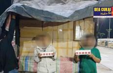 Tak Kenal Lelah, Bea Cukai Kembali Sita Rokok Ilegal Senilai Rp2,8 Miliar - JPNN.com