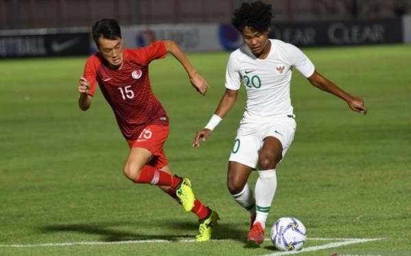 Kualifikasi Piala Asia U-19: Timnas Indonesia Bantai Hong Kong 4 Gol Tanpa Balas - JPNN.com