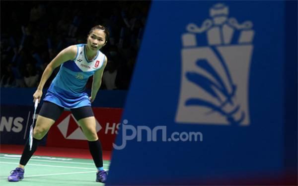 8 Wanita yang Masih Memesona di Fuzhou China Open 2019 - JPNN.com