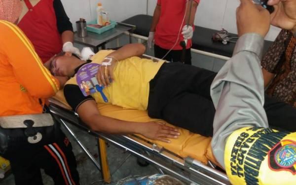 Berita Terbaru Dua Polisi Donggala yang Alami Luka Tembak di Kepala dan Leher - JPNN.com