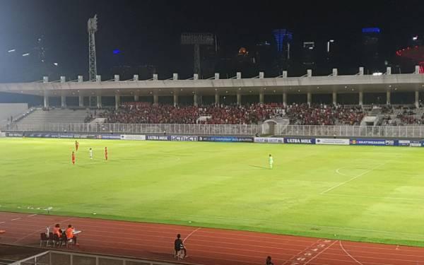Timnas Indonesia U-19 vs Hong Kong, Fakhri Berharap Dukungan Suporter Lebih Banyak - JPNN.com